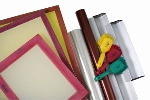Screen Printing Equipment UK