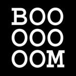 Booooom logo